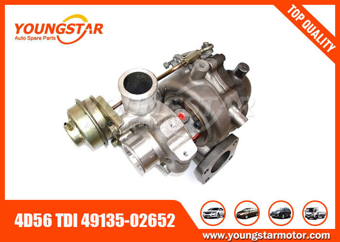2.5 TDI 85 KW TF035 Automobile Turbocharger 49135-02652 For Mitsubishi 4D56