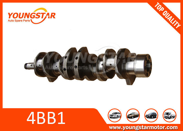 ISUZU 4BB1 5123101880 Engine Crankshaft  5-12310-161-0 4BB1 Diesel Engine Parts