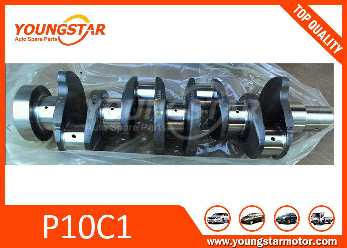 Forged / Cast 10PC1 12PC1 12PD1 Performance Crankshafts For ISUZU Engine Crank Shaft
