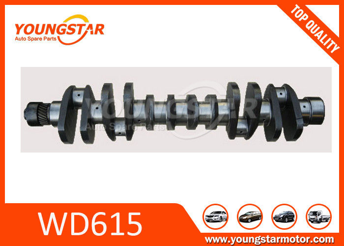Sinotruk HOWO Engine Wd615 OEM forged steel crankshaft 61500020012