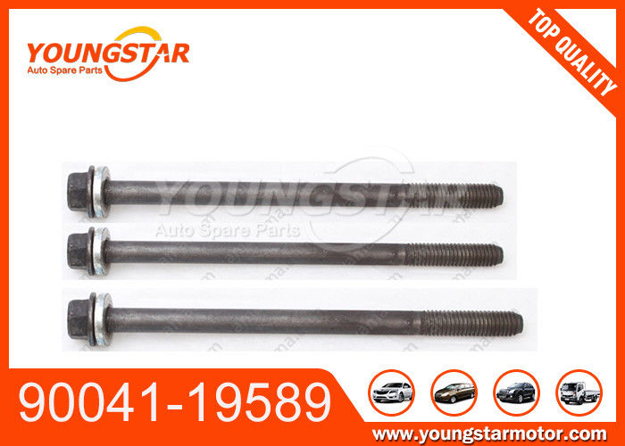 Steel Cylinder Head Repairs Head Bolt Kit For Daihatsu Feroza 90041-19589