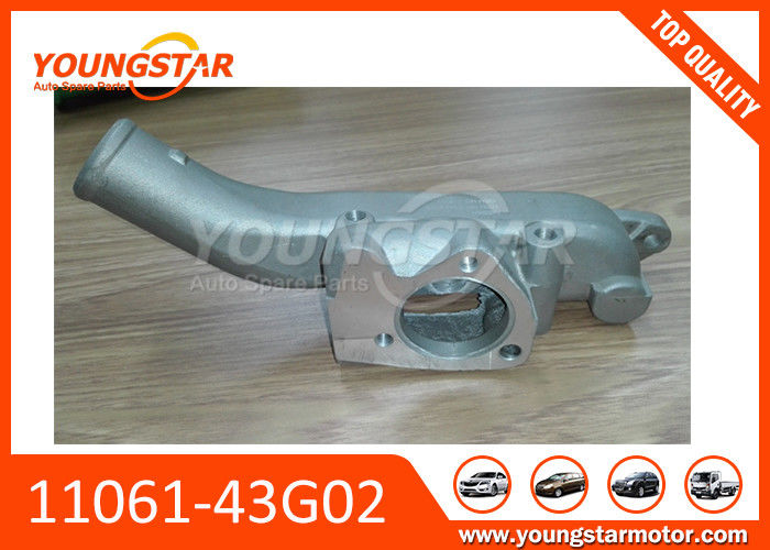 NISSAN Forklift Automobile Engine Parts 11061-43G02 Thermostat Housing TD27