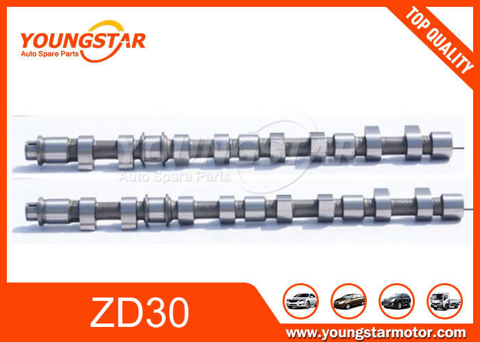 Steel Engine Camshaft For Nissan ZD30 ZD30DDTI 13001MA70A 13001MA71A