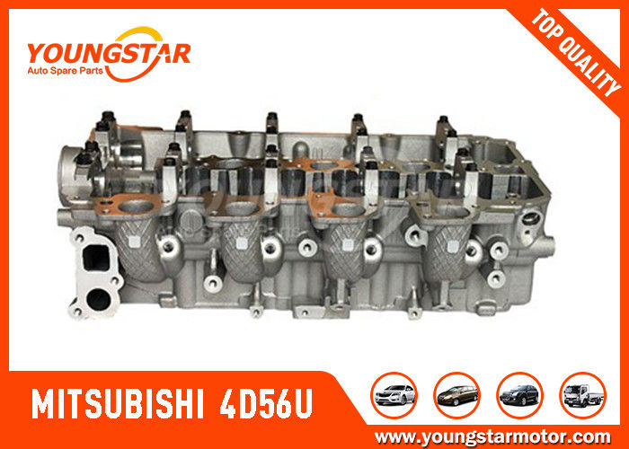 Engine Cylinder Head For MITSUBISHI  4D56U  L-200  06   16V   2.5tdi  1005A560  4D56-16V