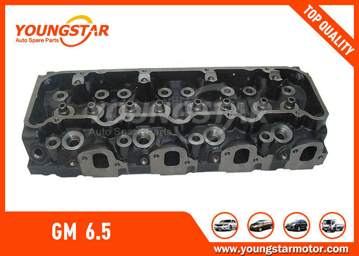 Engine Cylinder Head For  CHEVROLET  ( GM )	6.5	GM 6.5D -90 dgr  intake bolts  19 mm