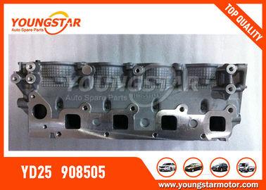 Accomplissez les culasses en aluminium pour NISSAN Narava Cabstar YD25 908505